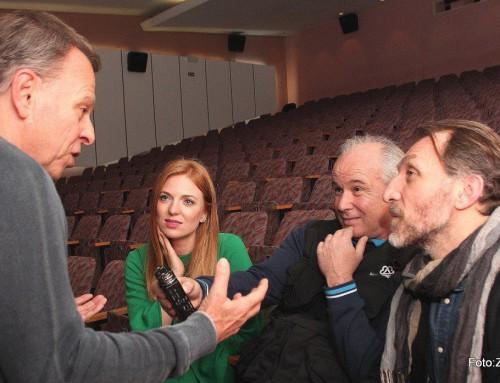 Razgovor s Natašom Janjić i Markom Torjancem