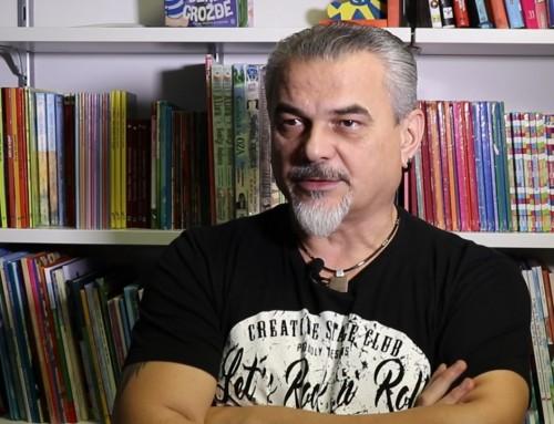 9 i pol pitanja – Pero Galić