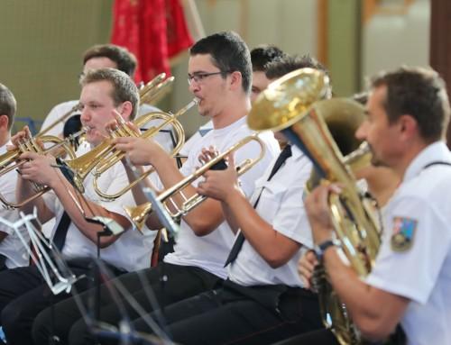 Održan 34. susret vatrogasnih puhačkih orkestara u Križu