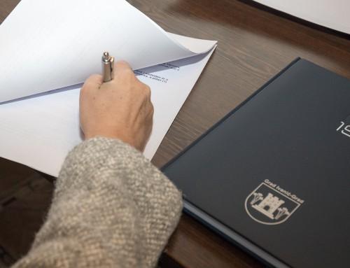 Potpisani ugovori za poticanje razvoja poduzetništva grada Ivanić-Grada