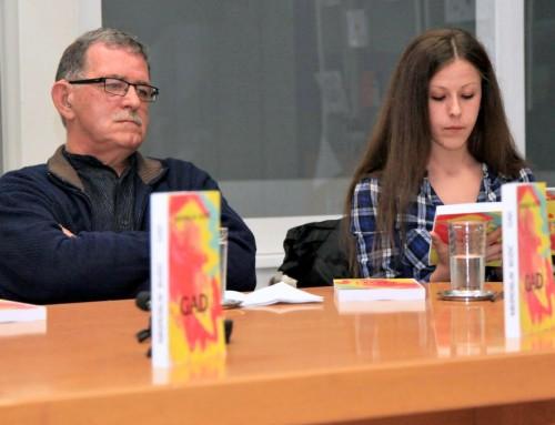 Ivanićgradskoj publici predstavljen novi roman Krunoslava Božića