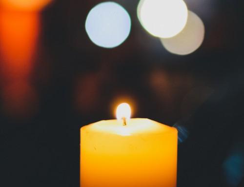 Paljenje prve adventske svijeće u Križu