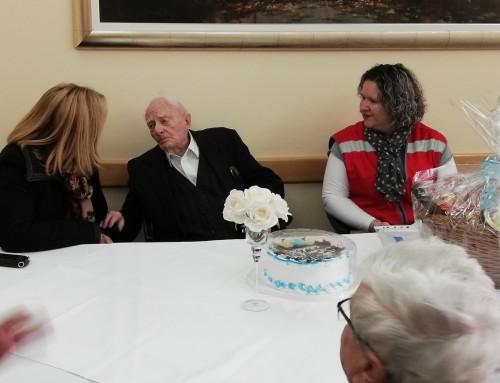 Josip Pisnjak proslavio 100. rođendan