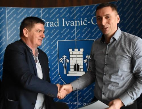 Naftaš Ivanić i Lokomotiva potpisali Ugovor o suradnji