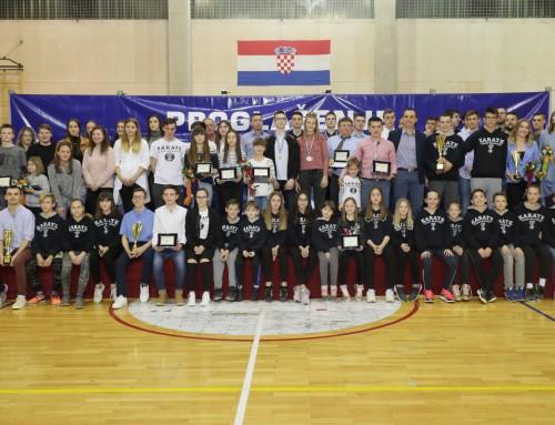 U Ivanić-Gradu proglašeni najbolji sportaši i sportašice za 2018. godinu