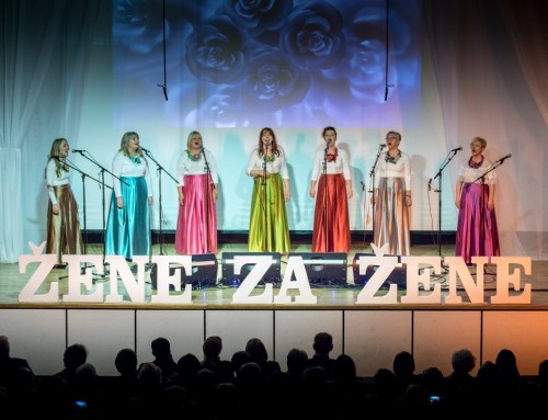 """Održan 6. Festival ženskih vokalnih skupina """"Žene za žene"""""""