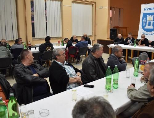 Održana izborno-izvještajna skupština HVIDR-a Ivanić-Grad