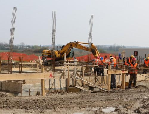 U Ivanić-Gradu počela izgradnja poduzetničkog inkubatora vrijednog 11 milijuna kuna