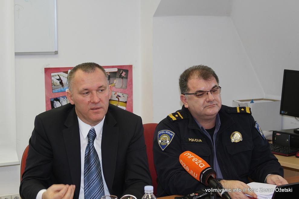 Novi ustroj PP Ivanić-Grad