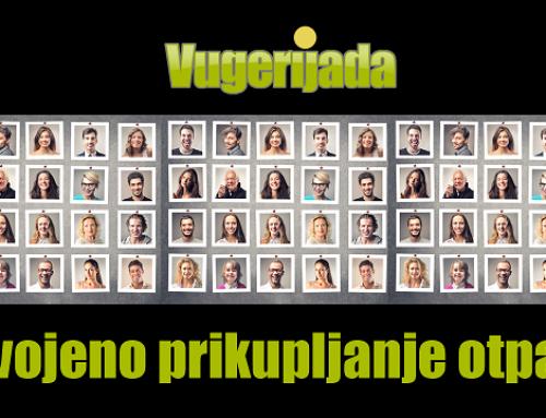 Vugerijada – Odvojeno prikupljanje otpada