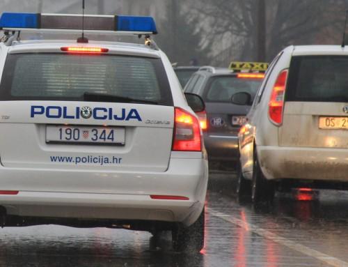 Policijsko izvješće tjedna