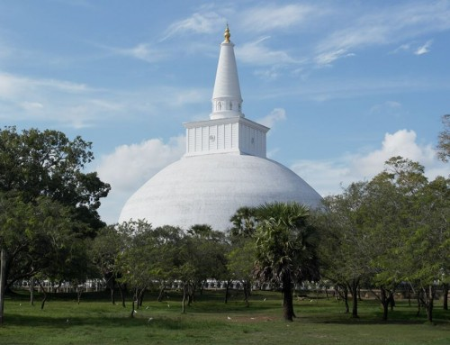 Sri Lanka – Anuradhapura, Mihintale…