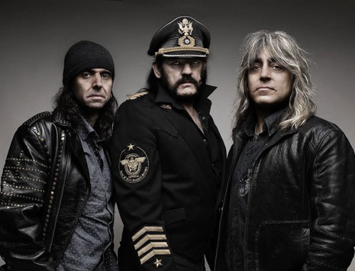 Motörhead – Electricity (Bad Magic 2015)