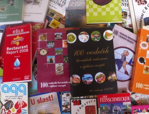 100 najboljih hrvatskih restorana – prvih 20 godina