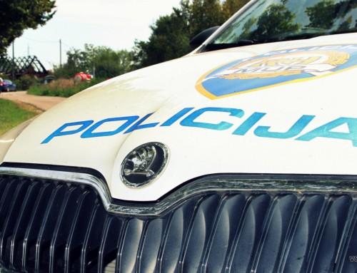 Pojačani nadzor prometa proteklog vikenda