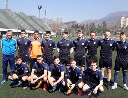 Nastup Škole nogometa mladeži NK Naftaš Ivanić na Međunarodnom nogometnom turniru