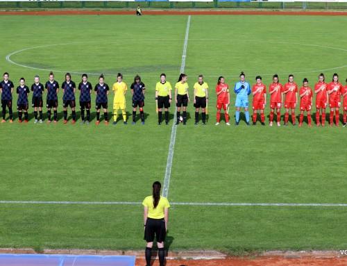 UEFA razvojni turnir za ženske reprezentacije do 16 godina: dvije utakmice u Ivaniću