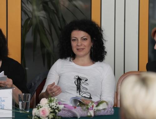 """Ivanićgradskoj publici predstavljena zbirka pjesama """"Cvitak i more"""""""