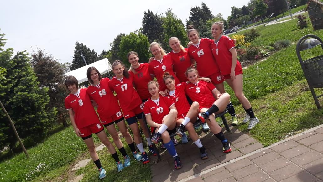 Mlada ekipa ŽRK Ivanić