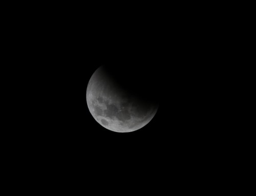 Djelomična pomrčina Mjeseca 16.07.2019