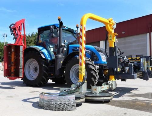 Županijske ceste nabavile nove radne strojeve