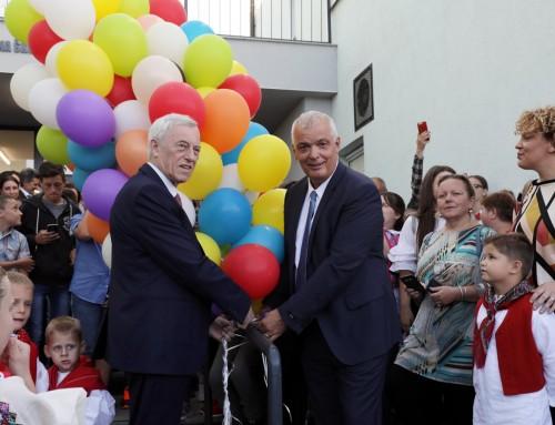 Otvorena 16 milijuna kuna vrijedna sportska dvorana OŠ Posavski Bregi