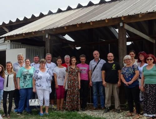 OPG Ciganović iz Ivanić-Grada domaćin Erasmus europske razmjene