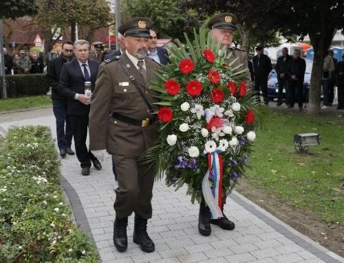 U Ivanić-Gradu obilježen Dan branitelja