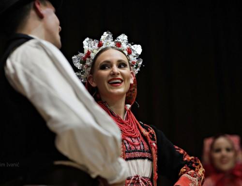 SKUD Ivan Goran Kovačić pjesmom i plesom oduševio ivanićgradsku publiku