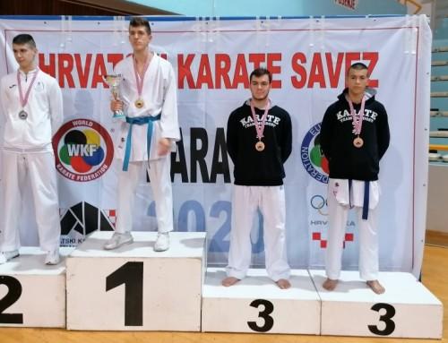 "Karate klub ""Mladost"" bogatiji za četiri osvojene medalje"