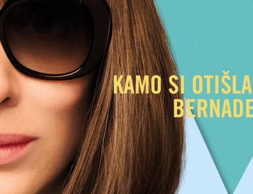 Kamo si otišla, Bernadette – PETAK, 15.11. u 19.30