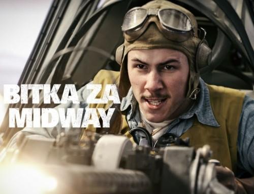 Bitka za Midway – SUBOTA 9.11.2019. u 19.30