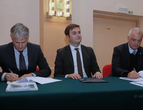 Potpisan ugovor o sufinanciranju radova uređenja i stabilizacije nasipa rijeke Lonje