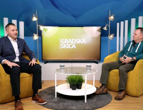 Gradska skica – glavni tajnik Zajednice sportskih udruga grada Ivanić-Grada, Igor Mužina