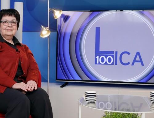100/lica – Marica Svetlečić