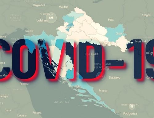 U Hrvatskoj ukupno dosad 1126 osoba zaraženih koronavirusom