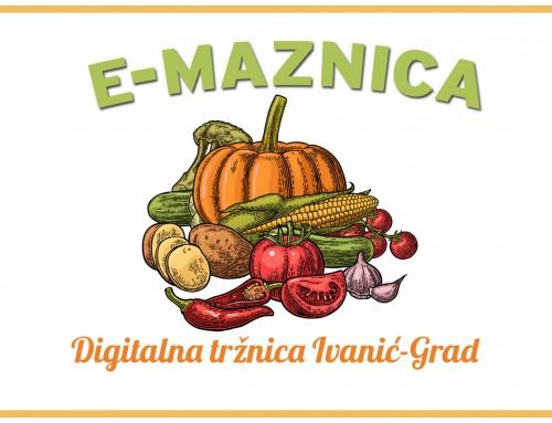 Grad Ivanić-Grad pokrenuo digitalnu gradsku tržnicu