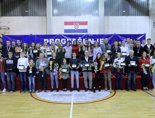 Izabrani najbolji sportaši Grada Ivanić- Grada