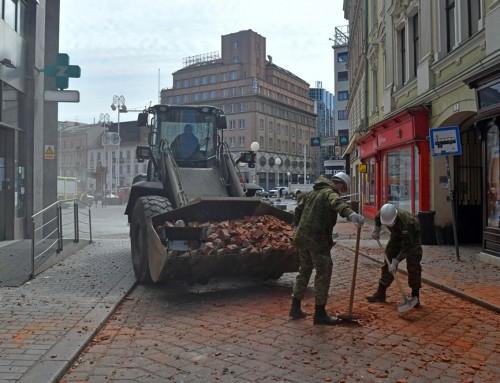 230 hrvatskih vojnika pomaže Zagrebu