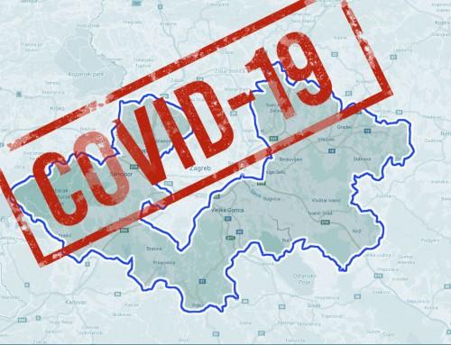 Od 12. travnja u Zagrebačkoj županiji primjenjuju se nove epidemiološke mjere