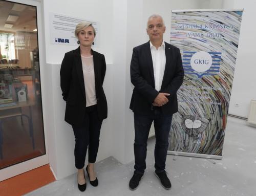 Gradska knjižnica Ivanić- Grad dobila dugoočekivane nove prostore