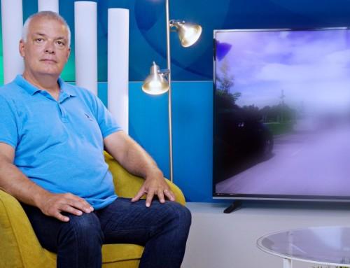Gradska skica – Javor Bojan Leš gradonačelnik Ivanić-Grada