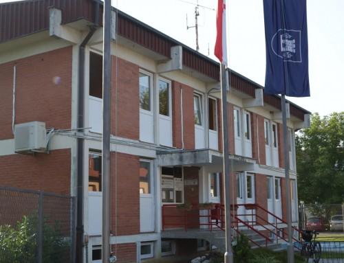 Ugradnjom PVC stolarije započela energetska obnova zgrade Civilne zaštite i Vatrogasne postrojbe grada Ivanić-Grada