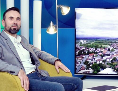 Gradska skica – Mile Marinčić, dekan Visoke škole Ivanić-Grad