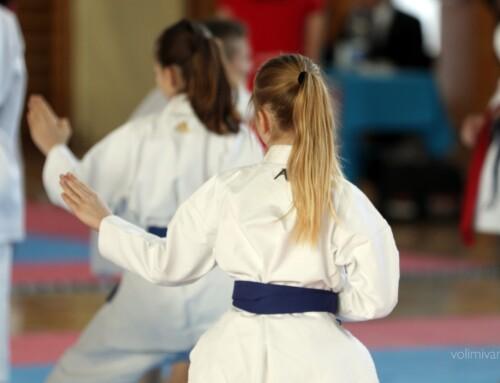 Karatisti Mladosti nastupili na karate turniru Međimurje Open 2020.