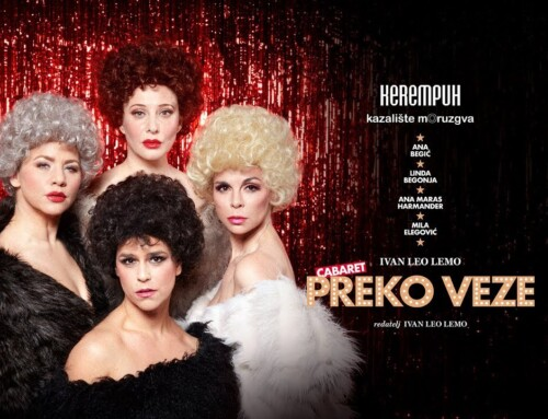 """Pozivamo vas na kazališnu predstavu Satiričkog kazališta Kerempuh  """"Preko veze"""""""