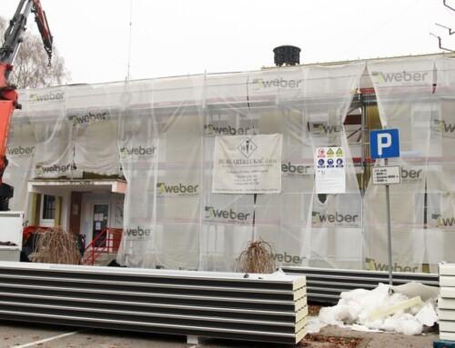 Nastavlja se energetska obnova zgrade Civilne zaštite i Vatrogasne postrojbe grada Ivanić-Grada