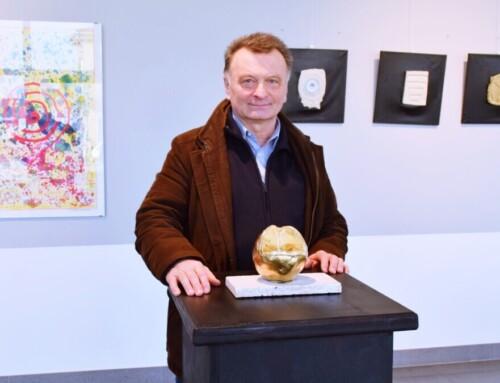 """Otvorena izložba skulptura Miljenka Šimunovića """"Povijest se ne ponavlja – 2020. se ne ponovila"""""""
