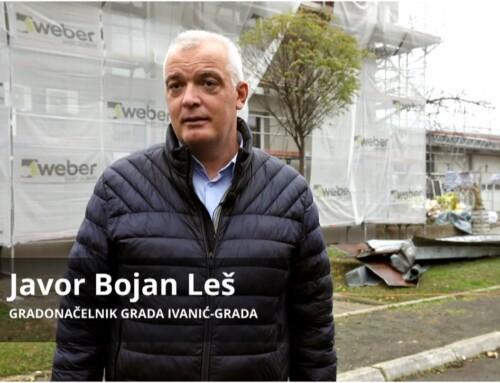 Energetska obnova zgrade Civilne zaštite i Vatrogasne postrojbe grada Ivanić-Grada