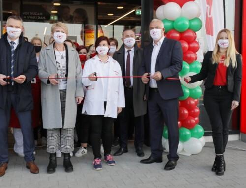 SPAR Hrvatska otvorio svoj prvi supermarket u Ivanić-Gradu